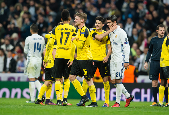 Real Madrid CF v Borussia Dortmund - UEFA Champions League : News Photo