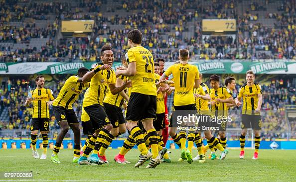 Borussia Dortmund v TSG 1899 Hoffenheim - Bundesliga : News Photo