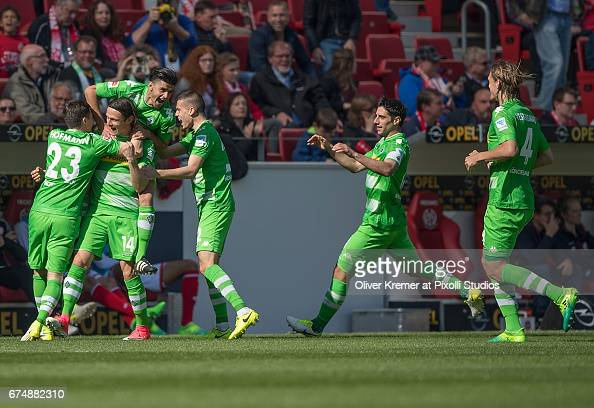 1. FSV Mainz 05 v Borussia Moenchengladbach - Bundesliga : News Photo