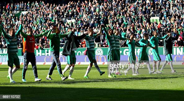 Werder Bremen v Hamburger SV - Bundesliga : News Photo