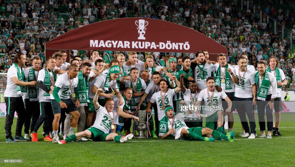 Vasas FC v Ferencvarosi TC - Hungarian Cup Final