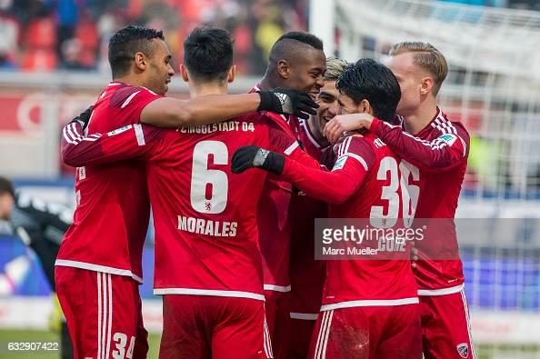 FC Ingolstadt 04 v Hamburger SV - Bundesliga : News Photo