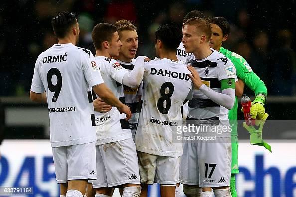 Borussia Moenchengladbach v SC Freiburg - Bundesliga : News Photo