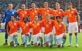 The team of Netherlands lines up Gerrit Jan ter Mate Goalkeeper Osama Rashid Luc Castaignos Stefan De Vrij Dico Koppers Oguzhan Oezyakup Mohamed...