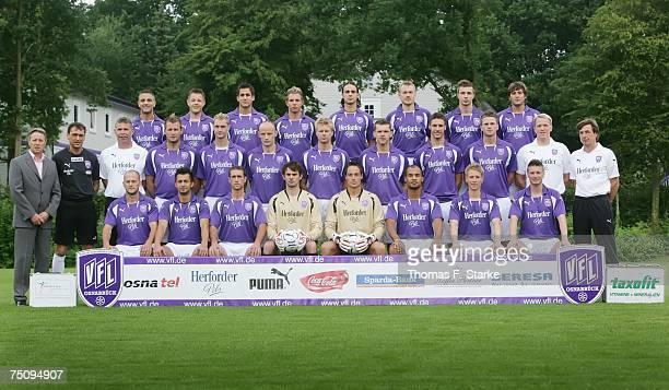 The team of Osnabrueck Bilal Aziz Thomas Reichenberg Andreas Schaefer Pierre De Wit Alexander Nouri Mathias Surmann Pail Thomil and Gaetano Manno...