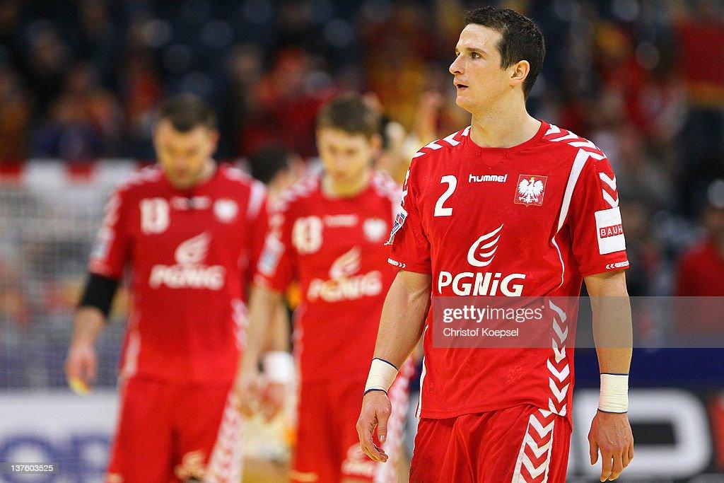 Poland v Macedonia - Men's European Handball Championship 2012