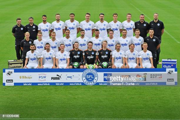 The team staff member Pascal Koopmann head coach Oscar Corrochano Joshua Putze Tobias Haitz Al Ghaddioui Matthias Rahn Maximilian Rossmann Jonas...