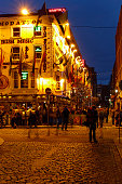 The Temple Bar Dublin Republic of Ireland Europe