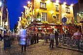 The Temple Bar in Temple Bar.
