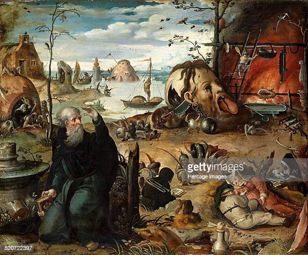 The Temptation of Saint Anthony Found in the collection of Liechtenstein Museum
