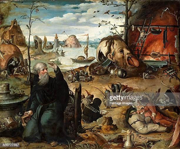 The Temptation of Saint Anthony Found in the collection of Liechtenstein Museum