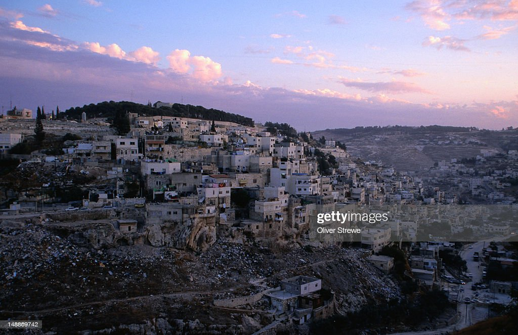 The territory of Palestine beyond the West Bank and Gaza Strip