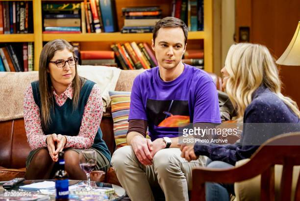 'The Tesla Recoil' Pictured Amy Farrah Fowler and Sheldon Cooper Leonard and Wolowitz are furious after they learn Sheldon went to work with the...