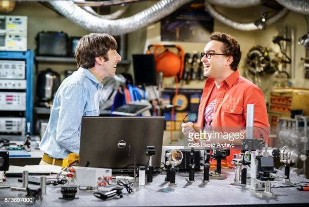 'The Tesla Recoil' Pictured Howard Wolowitz and Leonard Hofstadter Leonard and Wolowitz are furious after they learn Sheldon went to work with the...
