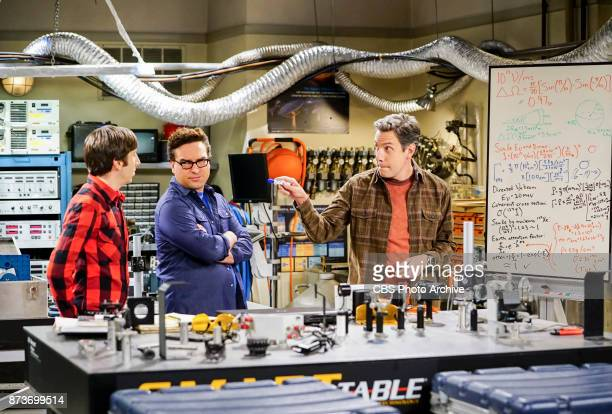 'The Tesla Recoil' Pictured Howard Wolowitz Leonard Hofstadter and Kripke Leonard and Wolowitz are furious after they learn Sheldon went to work with...