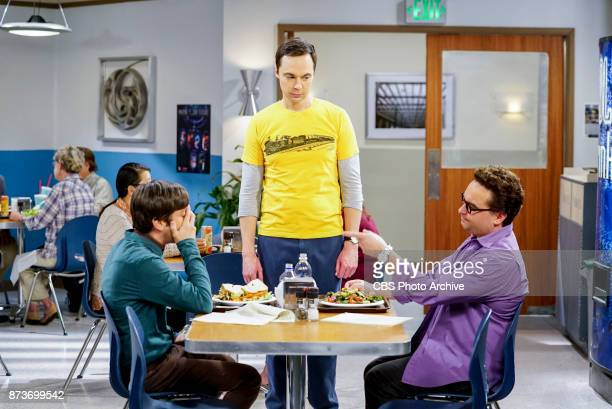 'The Tesla Recoil' Pictured Howard Wolowitz Sheldon Cooper and Leonard Hofstadter Leonard and Wolowitz are furious after they learn Sheldon went to...