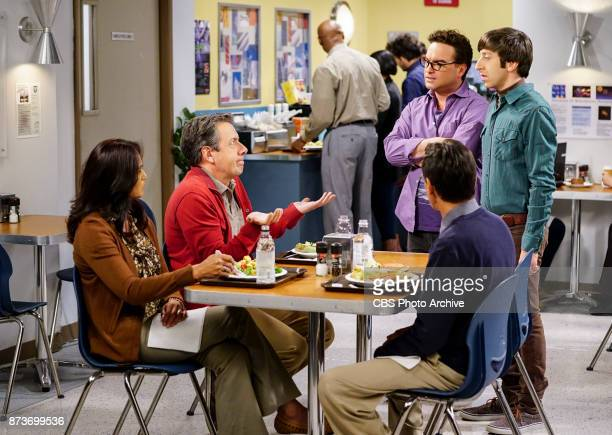 'The Tesla Recoil' Pictured Kripke Leonard Hofstadter and Howard Wolowitz Leonard and Wolowitz are furious after they learn Sheldon went to work with...