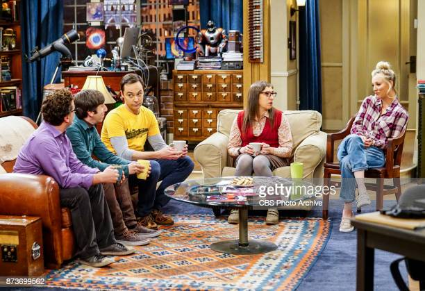 'The Tesla Recoil' Pictured Leonard Hofstadter Howard Wolowitz Sheldon Cooper Amy Farrah Fowler and Penny Leonard and Wolowitz are furious after they...