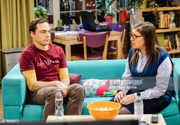 'The Tesla Recoil' Pictured Sheldon Cooper and Amy Farrah Fowler Leonard and Wolowitz are furious after they learn Sheldon went to work with the...