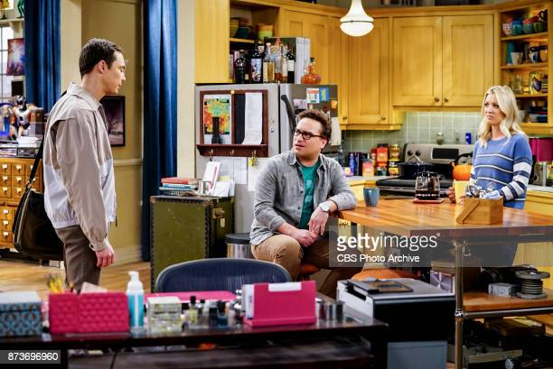 'The Tesla Recoil' Pictured Sheldon Cooper Leonard Hofstadter and Penny Leonard and Wolowitz are furious after they learn Sheldon went to work with...