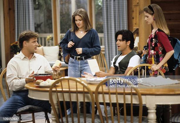 HOUSE 'The Test' Airdate January 11 1994 DAVE