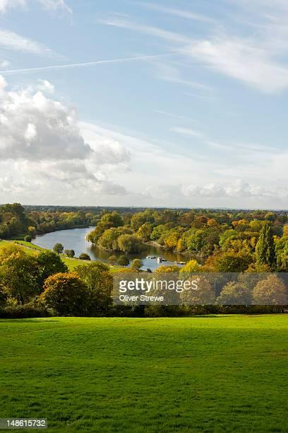 The Thames, Richmond.