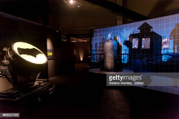 The 'The Art of the Brick DC Super Heroes' Exhibition at the Palace of Exams on November 30 2017 in Rome Italy The exhibition called 'The Art of the...