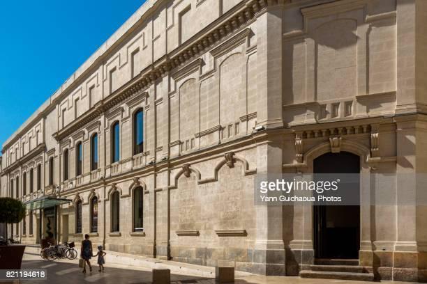 The Theater, Nimes, Occitanie, France