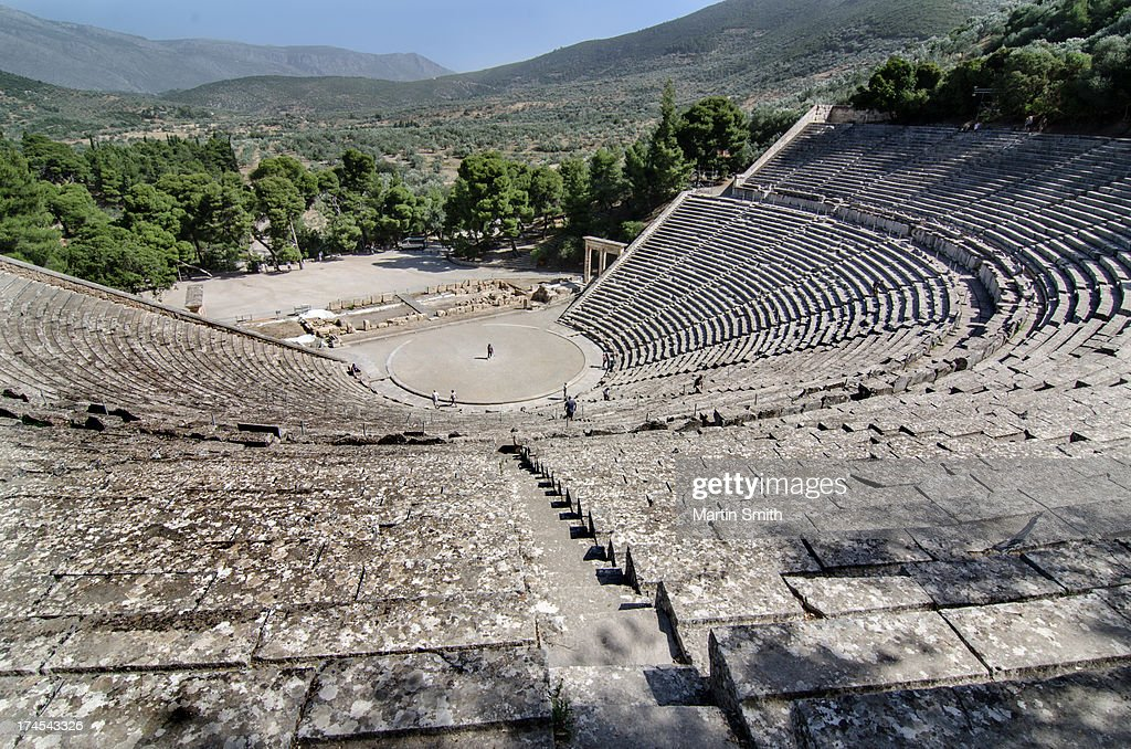 The Theatre of Epidaurus