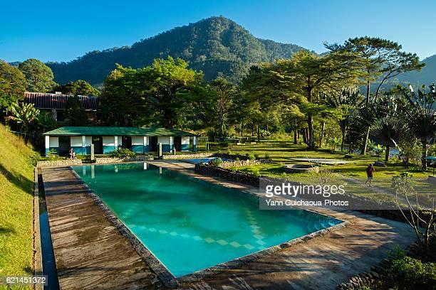 The thermal spa at  Ramonafana, Madagascar