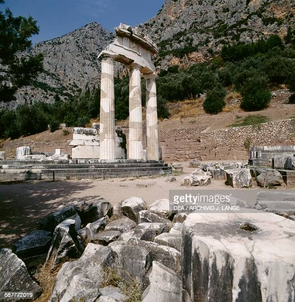 The Tholos Stock Photos and Pictures  Getty Images