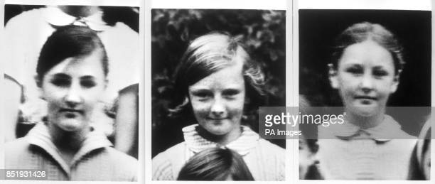 The three Ablett sisters Nicola Susan Belinda and Sarah/SARA Lindsay 12 They were among the first patch of children who were released by Arab...
