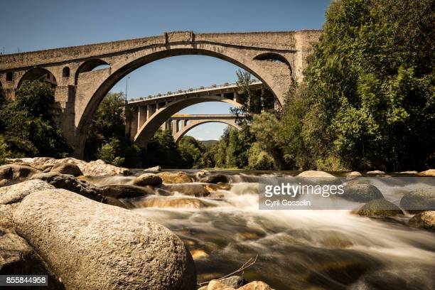 The three bridges in Céret