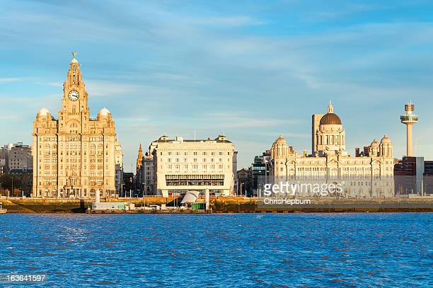 The Three Graces of Liverpool