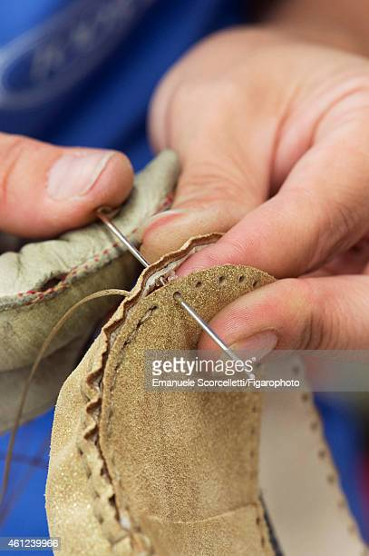 FIGARO ID 111370026 The Tod's factory is photographed for Le Figaro Magazine on July 29 2014 in Casette d'Ete Italy PUBLISHED IMAGE CREDIT MUST READ...