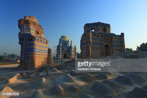 The Tomb of Bibi Jawindi