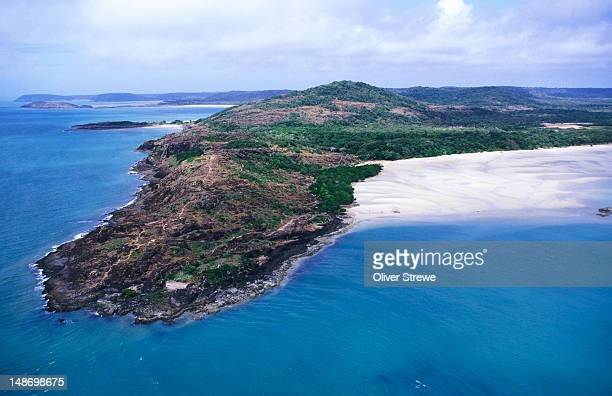 The top tip of Australia, Cape York Peninsula