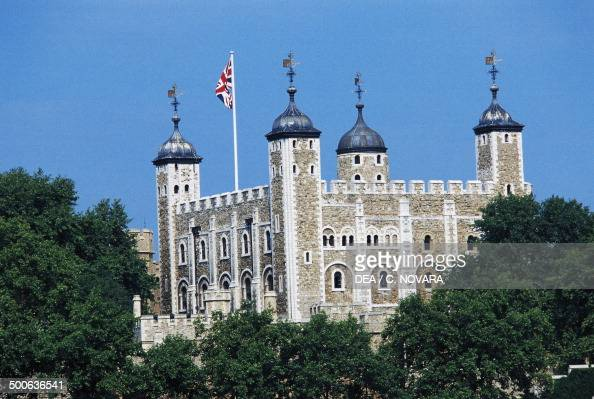 The Tower of London England United Kingdom 11th13th century