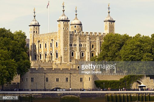 The tower of london : Stock Photo