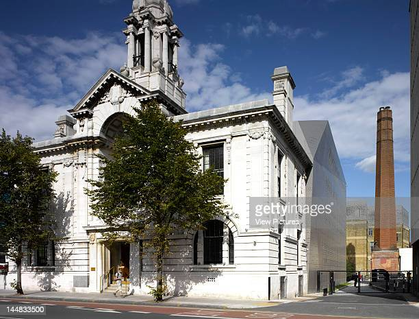 The Town Hall Hotel 8 Patriot Sq London E2 United Kingdom Architect Rare Architects Town Hall Hotel London Rare ArchitectsDay Time Street View