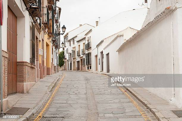 The town of Antequera, in Andalusia.