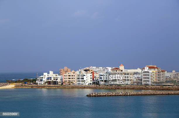 The town of Chatan