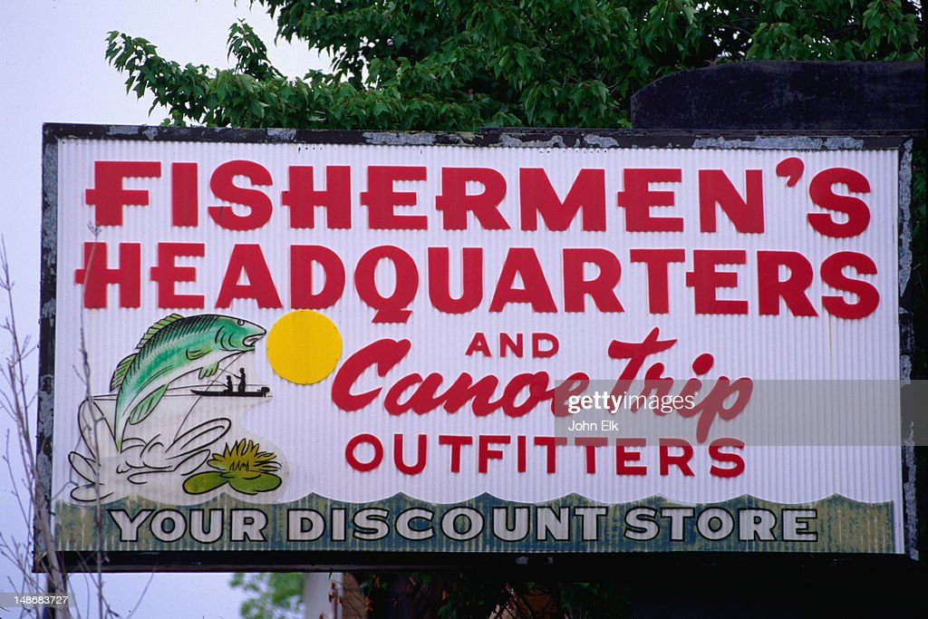 The town of Ely is a great place to get outfitted for the Boundary Waters Canoe Area Wilderness, Minnesota