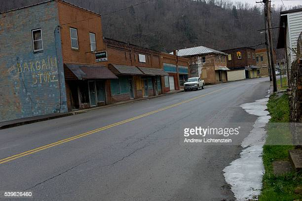 The town of Whitesville was once a bustling center of commerce for coal miners who worked in the mines all around But the loss of union jobs and the...