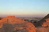 The town Wadi Halfa