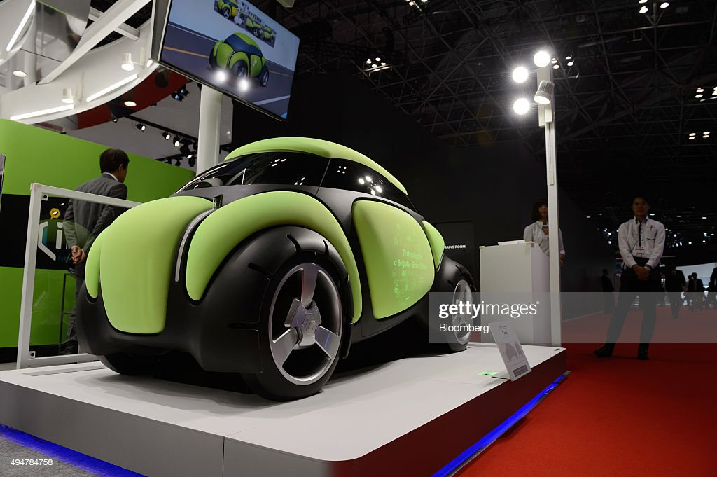 New Inside The Tokyo Motor Show  Getty Images