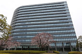 The Toyota Motor Corp headquarters stands in Toyota City Aichi Prefecture Japan on Sunday March 29 2015 With Toyota Motor Corp set to earn more money...