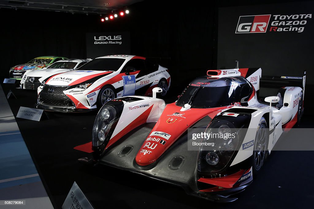 Toyota Motor Corp Gazoo Racing News Conference Getty Images