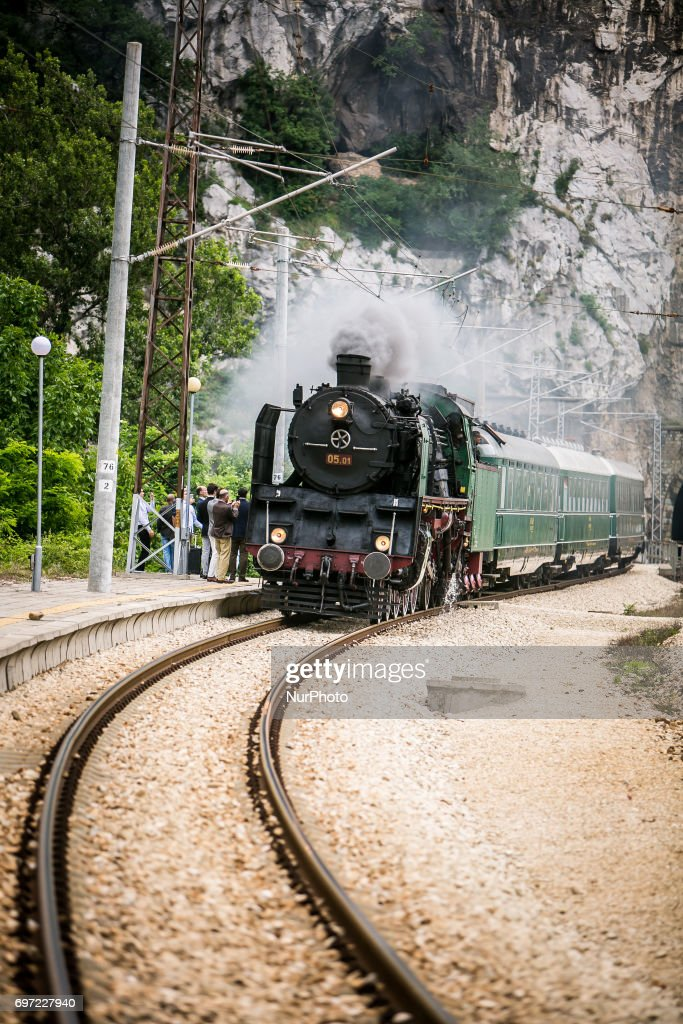 The train was used by the father of King Simeon II - Tsar Boris III, who was a king of Bulgaria in the period 1918-1943.