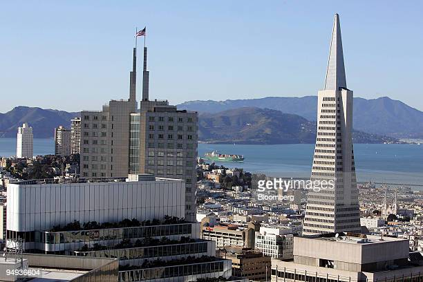 Millennium Tower San Francisco Stock Photos And Pictures